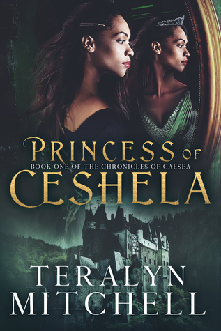 princess of ceshela by teralyn mitchell book review via wit and travesty