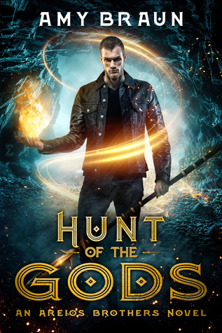 hunt of the gods book cover