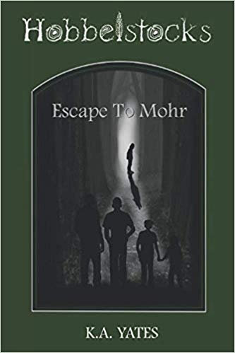 Hobbelstocks: Escape to Mohr book cover and book review