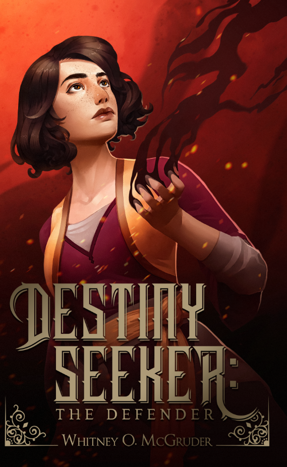 destiny seeker the defender cover