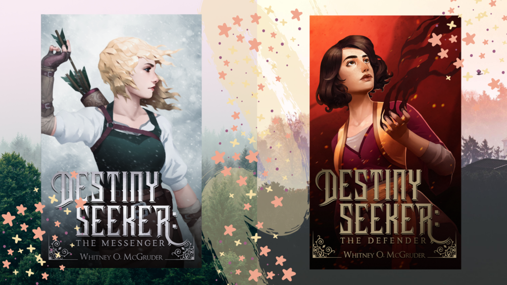 destiny seeker series covers