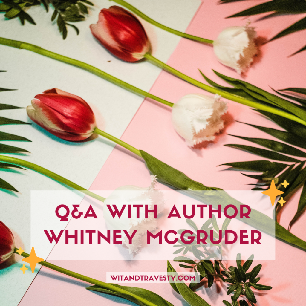 Q&A With Author Whitney McGruder